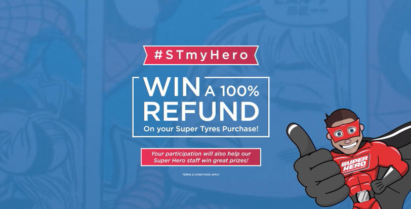 Win a refund on your entire purchase! 2