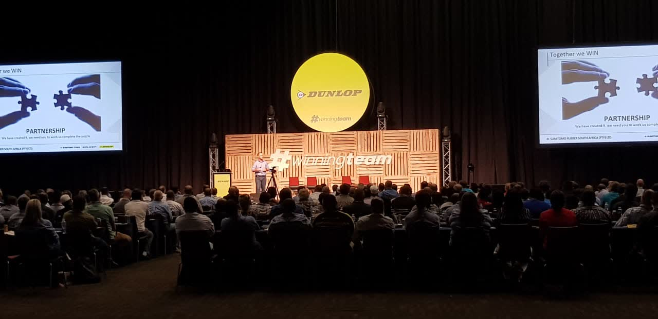 Dunlop Gala Conference 10