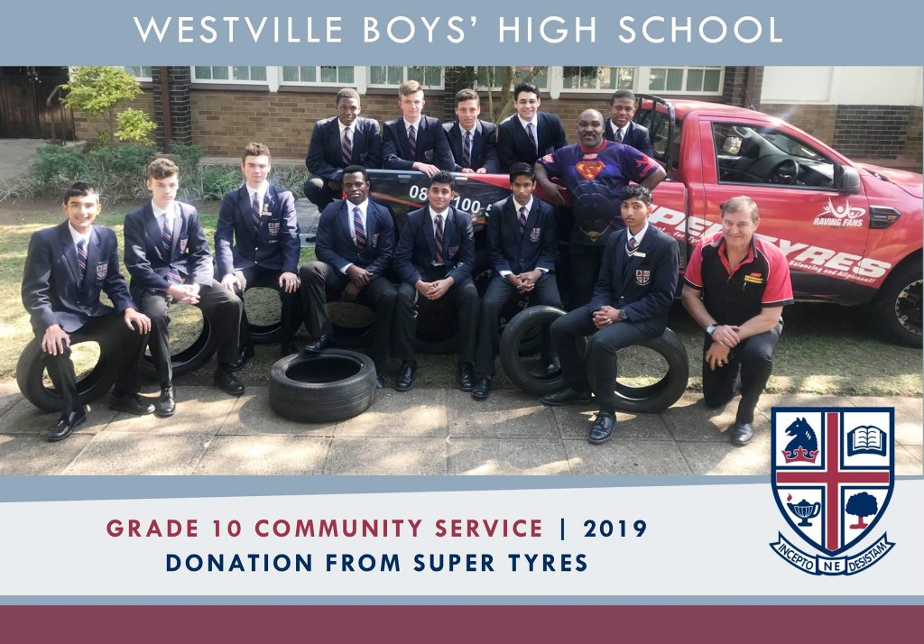 Asibambisane: The Westville Boys making a difference. 3
