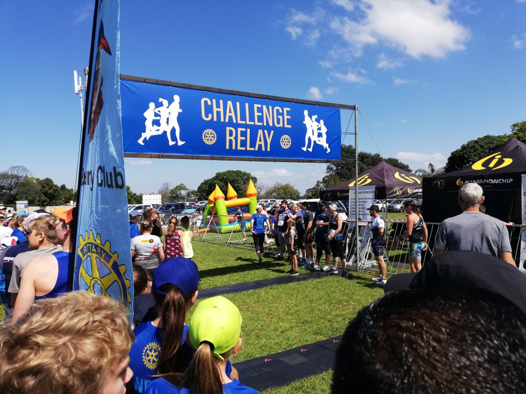 LIV Charity Relay 1