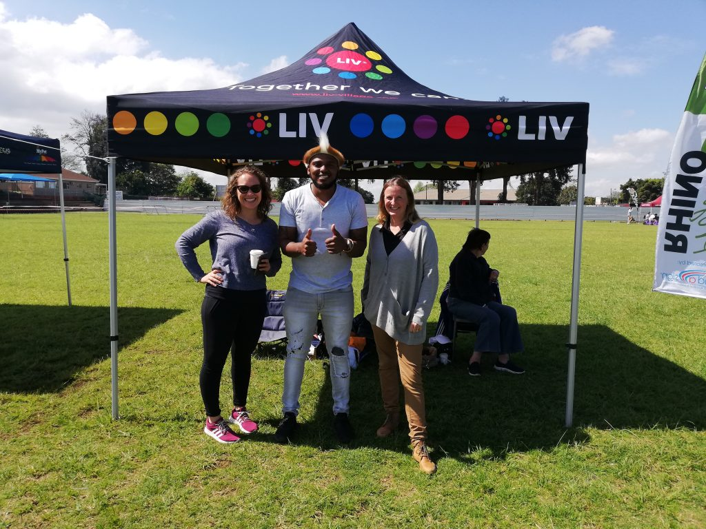 LIV Charity Relay 2
