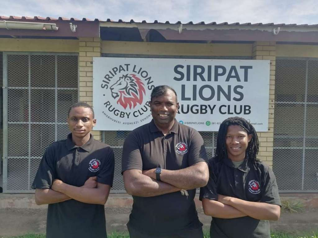 Donations: Lifeline Zululand and Siripat Lions Rugby Club 2