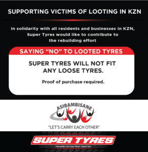 SUPPORTING VICTIMS OF LOOTING IN KZN 🇿🇦 4
